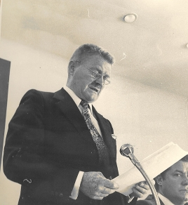 Lucien Peyraud Président de la MSA